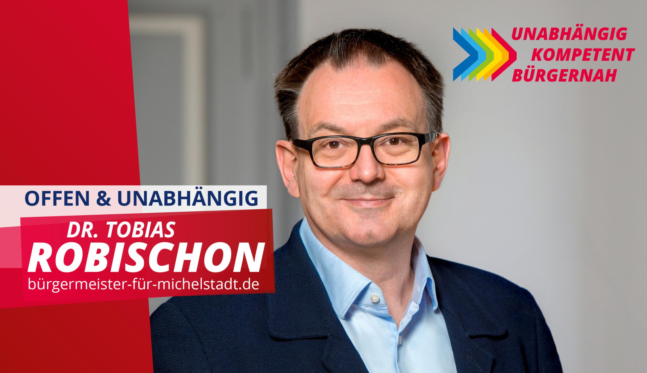 Bürgermeisterwahl in Michelstadt: SPD unterstützt Tobias Robischon – ÜWG und SPD vereinbaren Kooperation