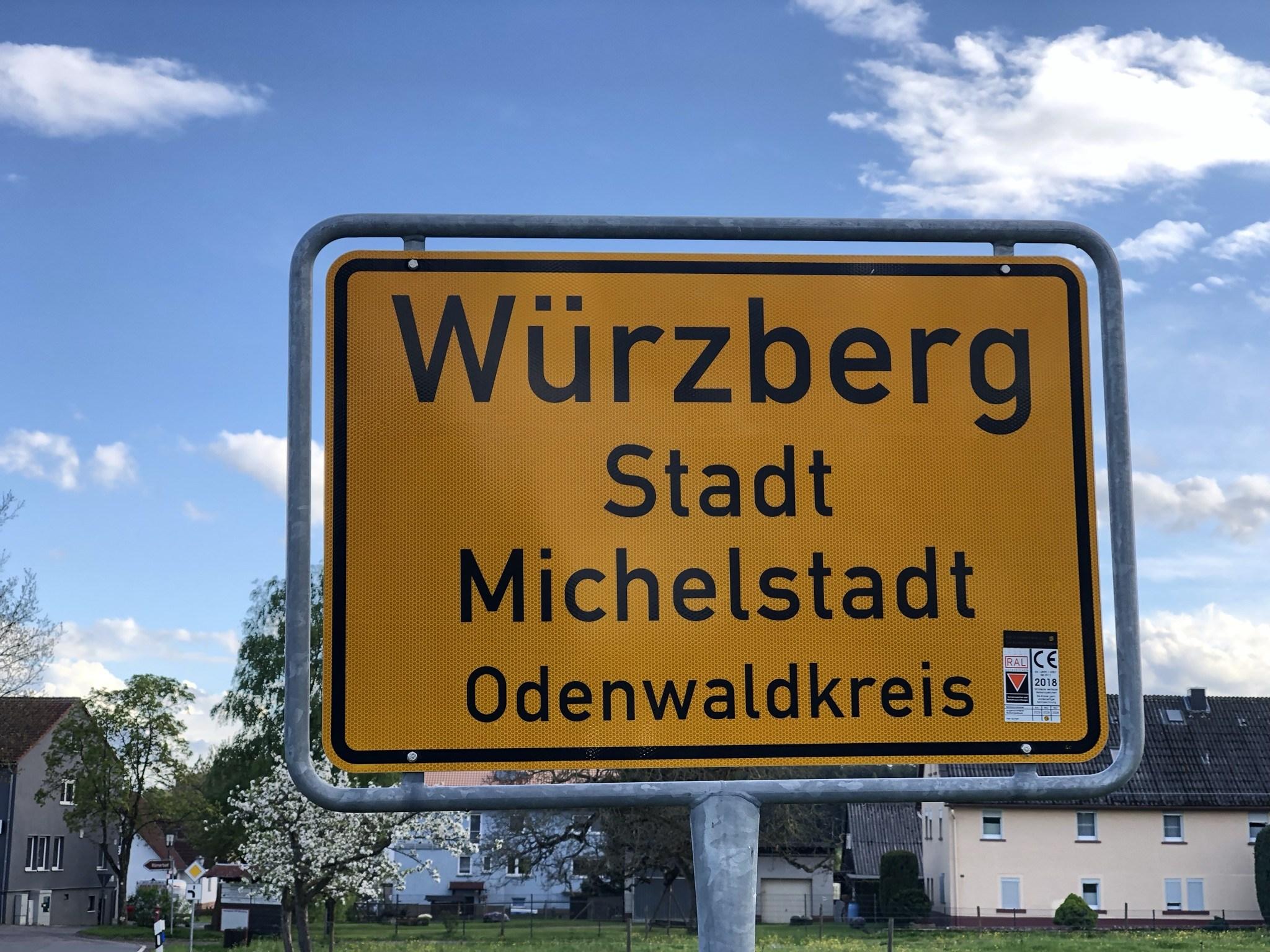 Konstituierende Sitzung des Ortsbeirates von Würzberg