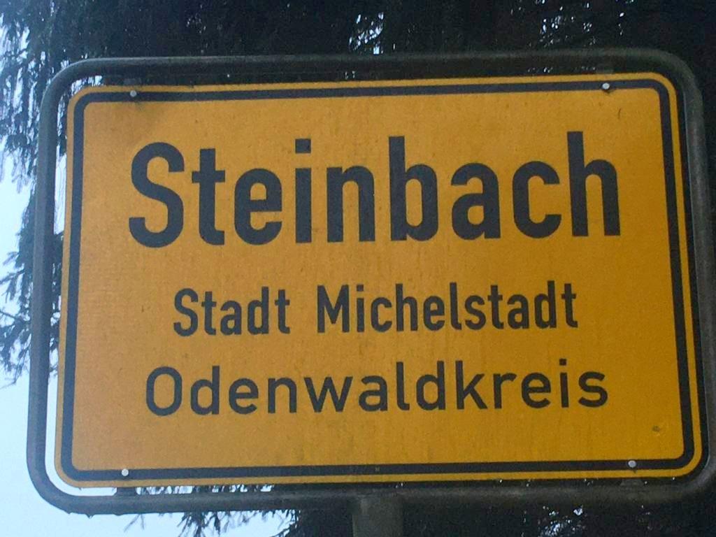 Konstituierende Sitzung des Ortsbeirates von Steinbach